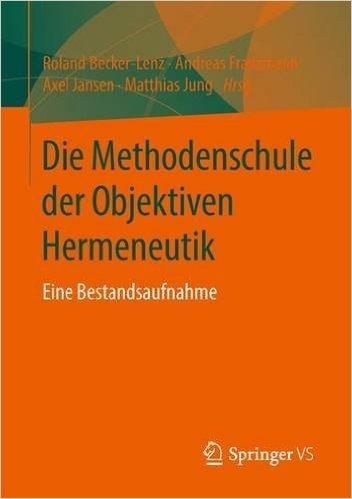 Methodenschule der Objektiven Hermeneutik